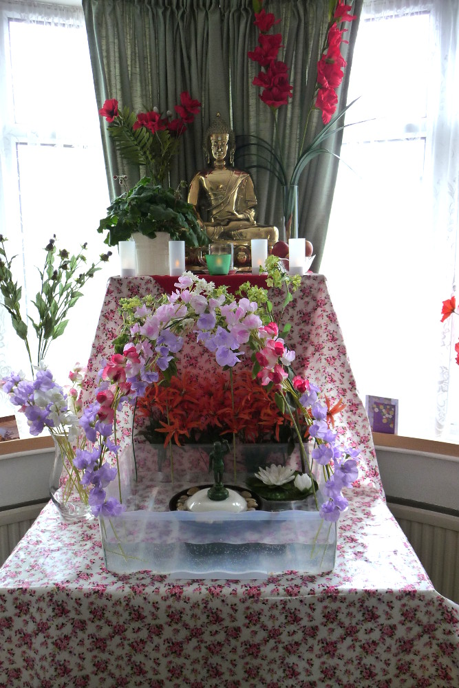 Wesak - Festival of the Buddha's Birth